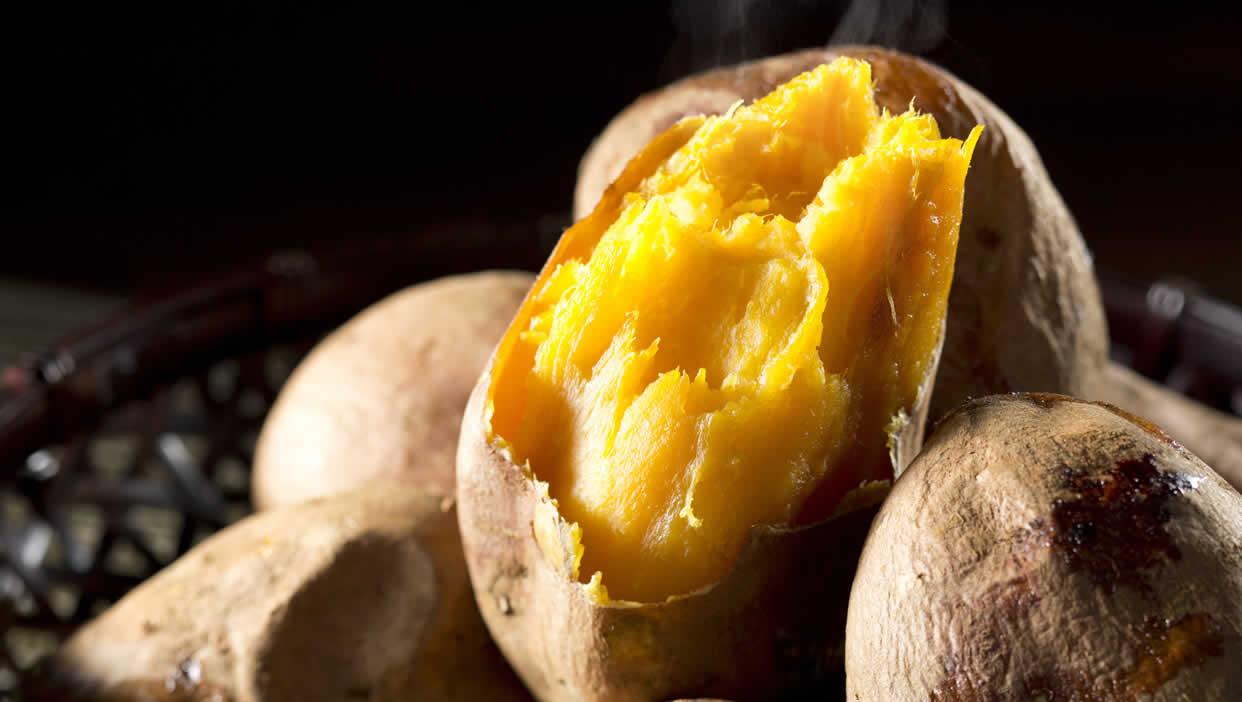有機安納芋