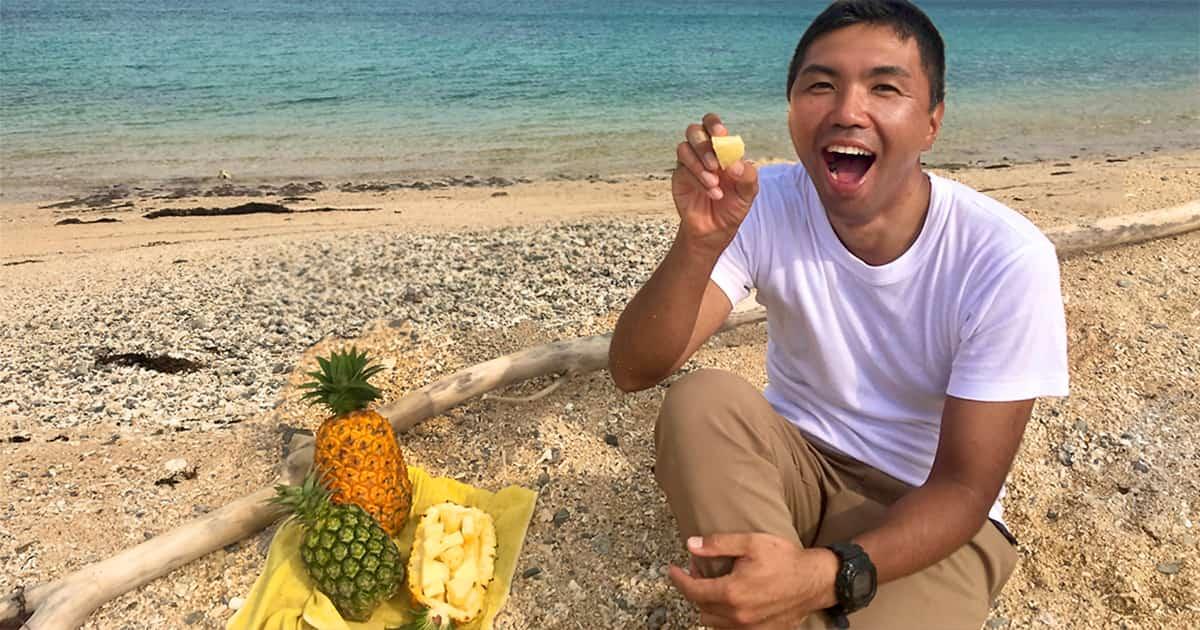 なぜ農家に?沖縄に移住しデザイナーから転身。吉見 真一さんの人生を変えた瞬間