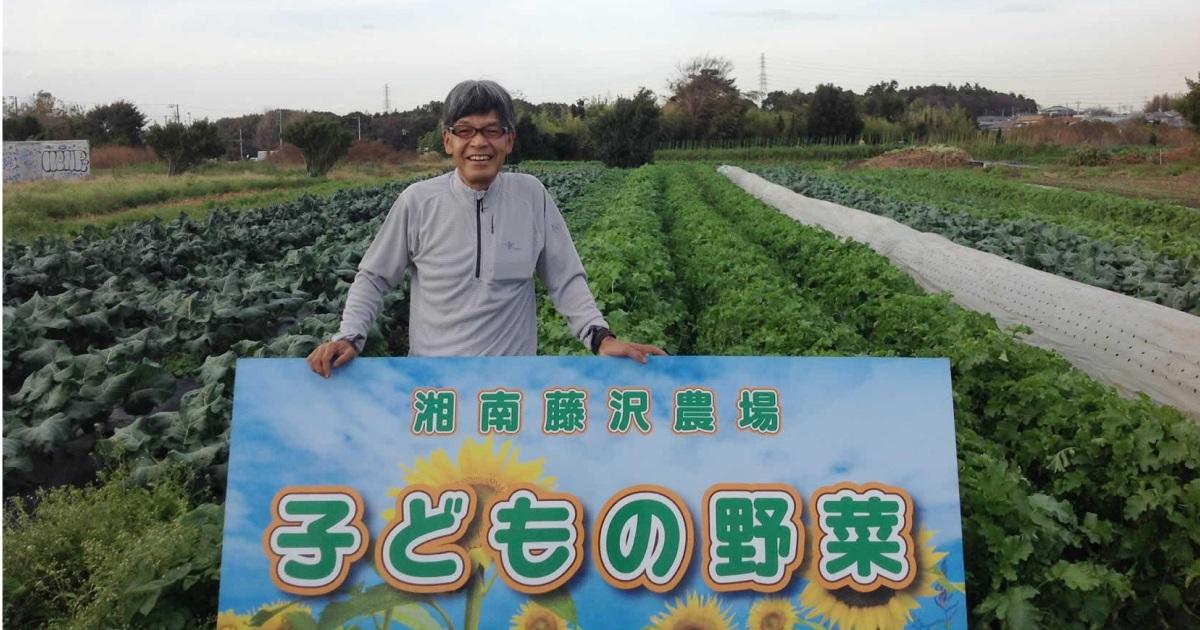 子どもたちに安心安全な野菜を届けたい!完全無農薬、除草剤も肥料も使わない野菜の秘密